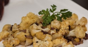 October 2015 Come and Get It Cauliflower