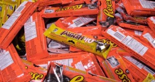 October 2015 Top 5 Candy